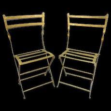 """ONE Folding """"chaise de jardin"""""""