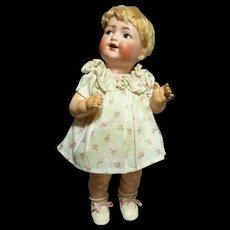 "Precocious 12"" Flirty Eye Toddler, Simon Halbig ABW 156"