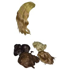 Lot of Wigs