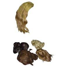 Lot of Wigs