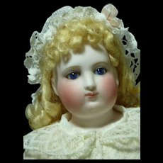 """Rare 1st Series Leon Pannier 16"""" Articulated French Fashion, Poupee Artistique, 4th July SALE"""