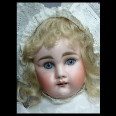 """16""""  Sweetheart Incised H9C, Cabinet Sized Cutie!"""