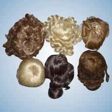 6 Wigs