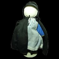 "17"" Authentic Amish Cloth Doll"