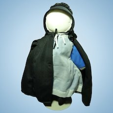 """17"""" Authentic Amish Cloth Doll"""