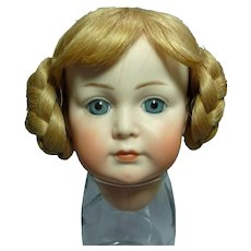 """Great 10"""" HC Blond French Wig"""
