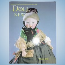 Fab Issue of Doll News Spring 2000 plus freebies