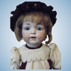 Antique Kammer and Reinhardt Toddler Doll 121