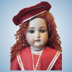 Antique German Kammer and Reinhardt Doll