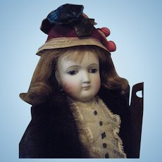 Antique French Fashion Doll Eugene Barrois