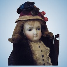Antique French Fashion Doll Eugene Barrois