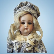Antique Kammer and Reinhardt  Simon and Halbig Doll Petite 10 inches Tall