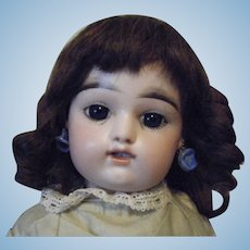 """Francois Gaultier F G Antique French Bebe 18 1/2 """" tall"""