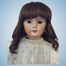 DEP French Jumeau Antique doll. Original body none working cryer