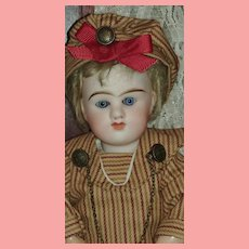 BeBe French Etienne Denamur Size 1 Antique Doll