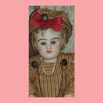 BeBe French Etienne Denamur Size 1 Antique Doll
