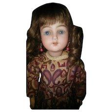 Simon and Halbig marked Santa Antique doll