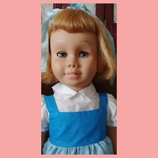 Mattel Chatty Cathy 1959 Proto type Rare soft face