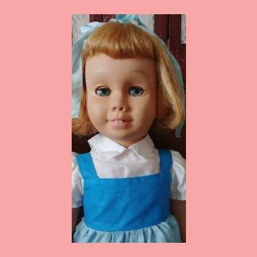 Mattel Chatty Cathy 1959 Proto type Rare soft face