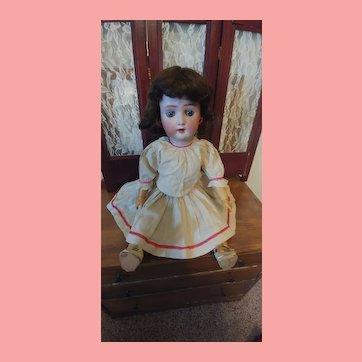 "Antique Alt, Beck & Gottschalk German Doll 19"""
