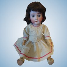 Antique Alt, Beck & Gottschalk German Doll 19""