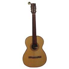 Classic vintage 1960s era 6 string guitar
