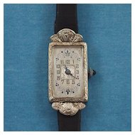 Vintage Art Deco Ladies' Wristwatch