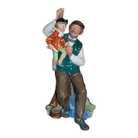 Royal Doulton The Puppet Maker Figurine  HN 2253