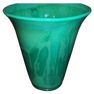 Fenton Art Glass Mongolian Flair Vase   621