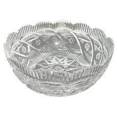 Waterford Crystal Apprentice Bowl