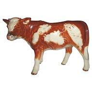 "Goebel Standing  Cow Figurine  32 031 12   4 3/4"" Tall"