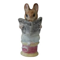 Beswick Beatrix Potter Tailor of Gloucester Figurine  BP2