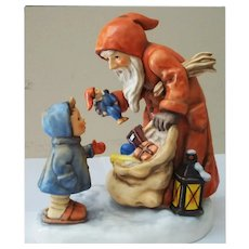 Hummel Saint Nicholas Day Figurine Limited Edition