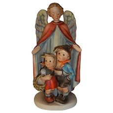 "Hummel Heavenly  Protection Guardian Angel Figurine  88  9 1/4"" Tall"