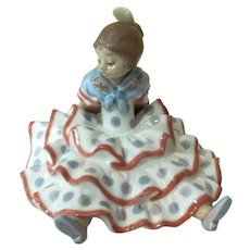 Lladro Figurine  A Time to Rest    5391