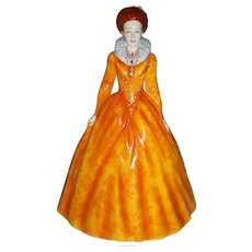 Royal Doulton Queen Elizabeth I  HN 5704