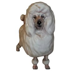 Royal Doulton Poodle Dog Figurine  HN2631