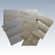 Naturalization Citizen Papers & Family History Documents-Frederick Rodigrass, Newburyport, MA-1881