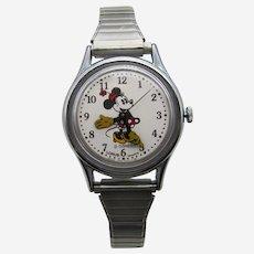 Lorus Walt Disney Minnie Mouse Quartz Wrist Watch