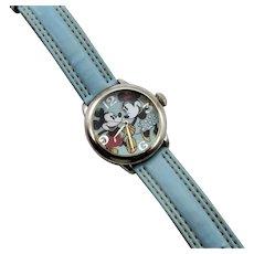 Walt Disney Mickey & Minnie Mouse Special Edition Quartz Watch