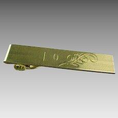 Vintage Anson 1/20 12K Gold Filled Tie Bar