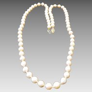 Gorgeous 7 mm cultured Pearl Necklace