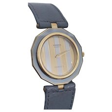 Rare Vintage Rado Two Tone Florence Wrist Watch ~ 150.3412.2