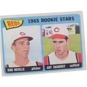 Topps 1965 Baseball Card #398 Rookie Stars