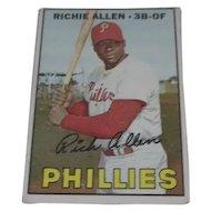 Topps #450 Richie Allen Baseball Card
