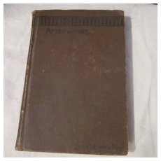 Antique Afterwhiles by James Whitcomb Riley