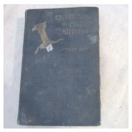 Vintage The Chronicles of Count Antonio c1895