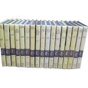 20 Volumes of Nancy Drew Mysteries