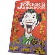 The Joker's Joke Book DC Comics