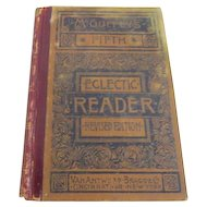 McGuffy's Fifth Eclectic Reader Copyright 1879